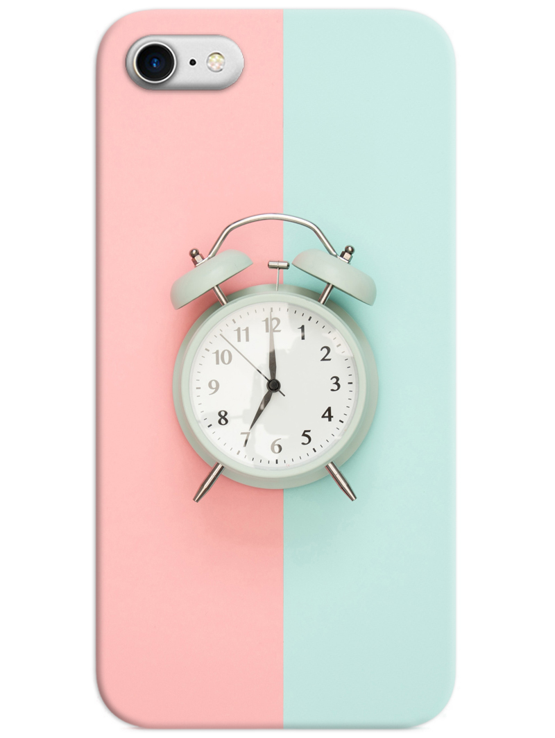 Alarm Clock iPhone 8 Case