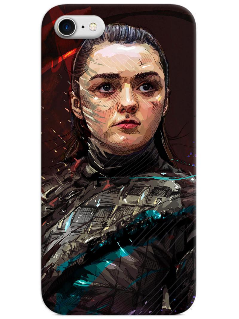 Arya Stark iPhone 8 Case