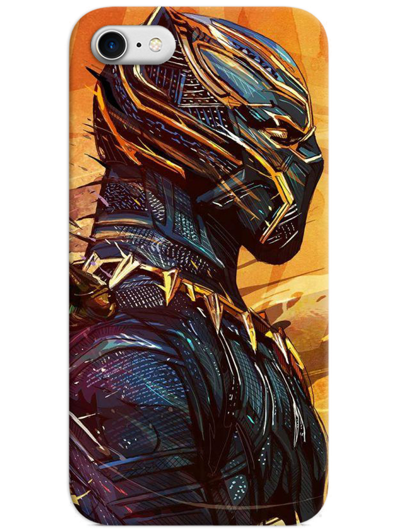 Black Panther 2 iPhone 8 Case