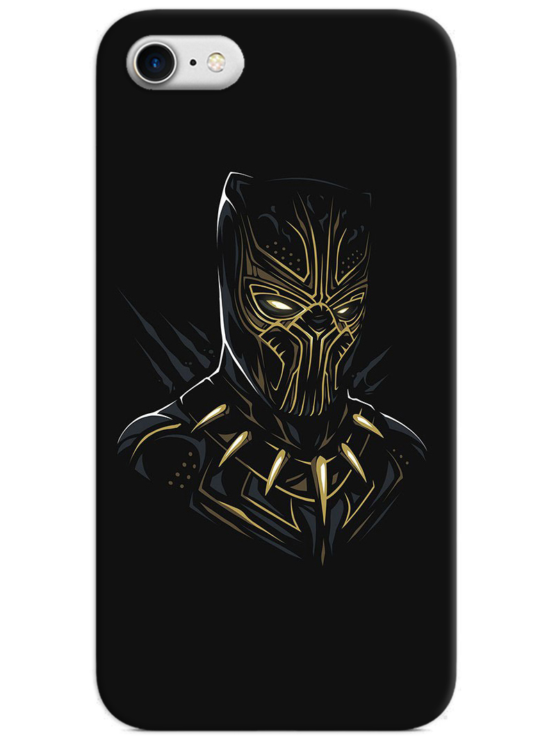 Black Panther 3 iPhone 8 Case