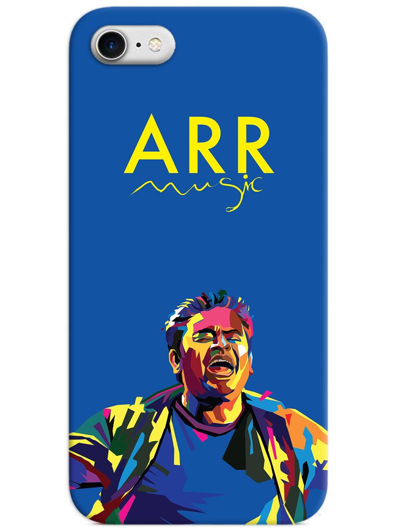 AR Rahman iPhone 8 Case