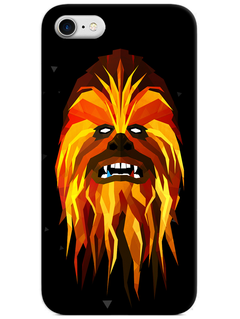 Chewbacca Starwars iPhone 8 Case