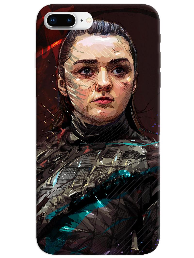 Arya Stark iPhone 8 Plus Case