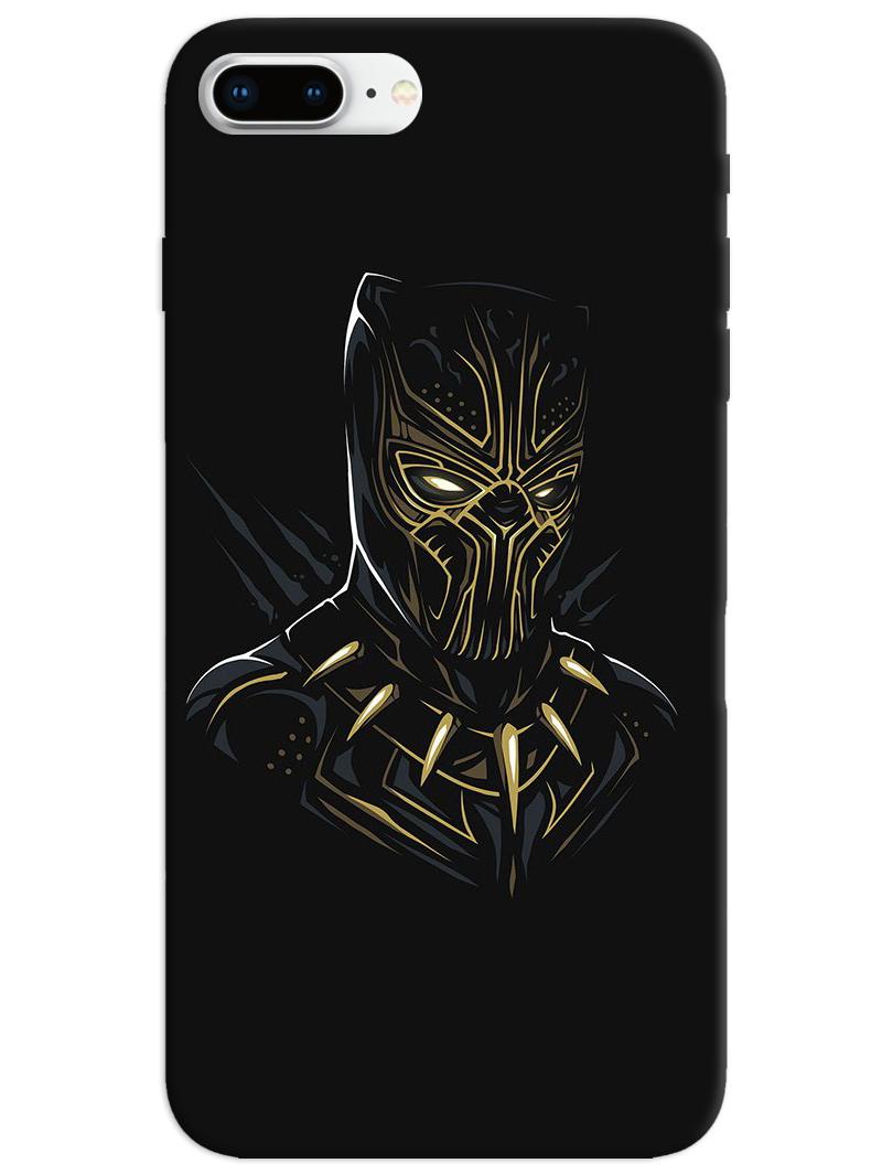 Black Panther 3 iPhone 8 Plus Case