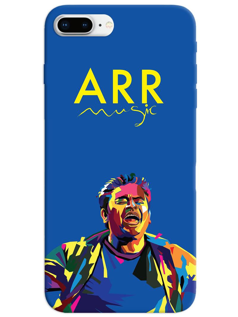 AR Rahman iPhone 8 Plus Case
