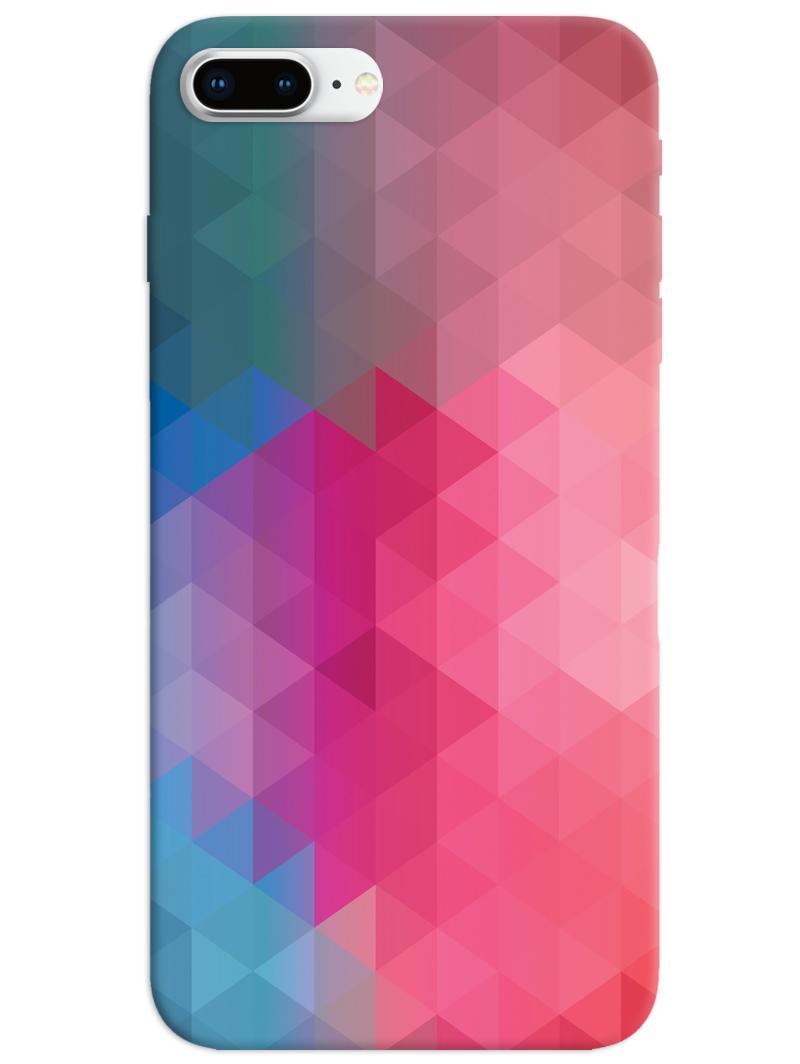 Blurry iPhone 8 Plus Case