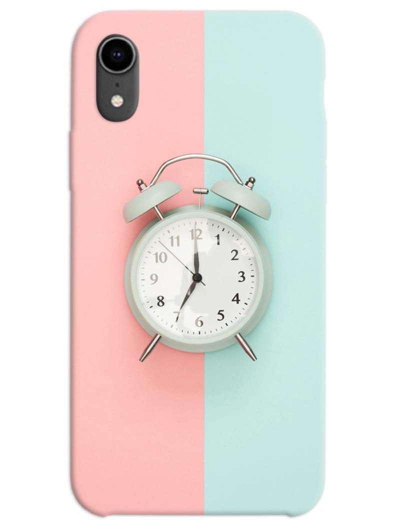 Alarm Clock iPhone XR Case