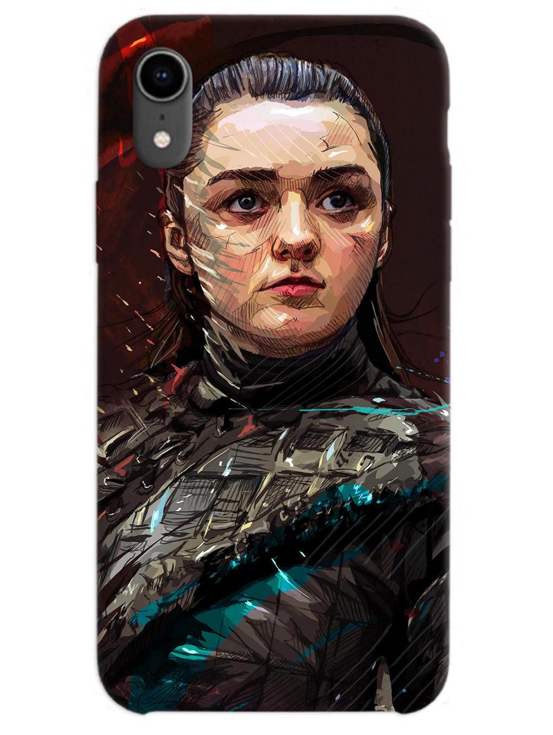 Arya Stark iPhone XR Case