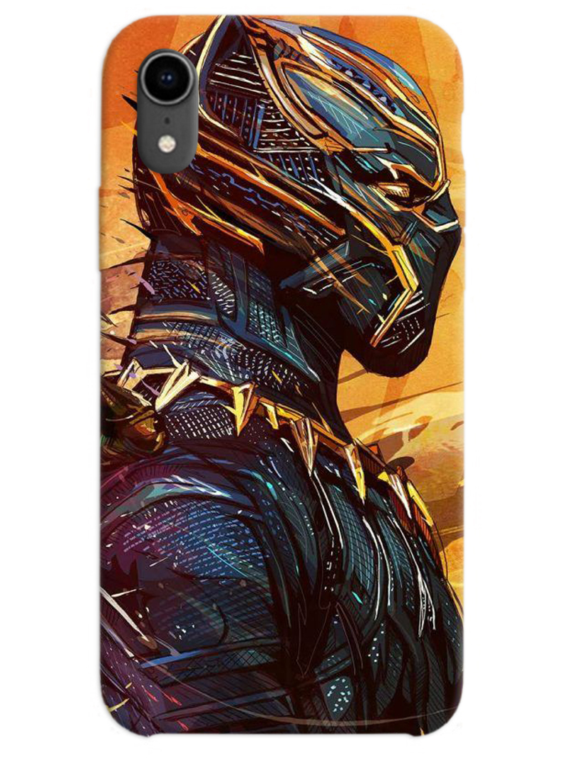 Black Panther 2 iPhone XR Case