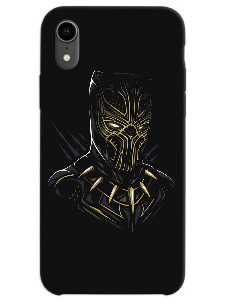 Black Panther 3 iPhone XR Case