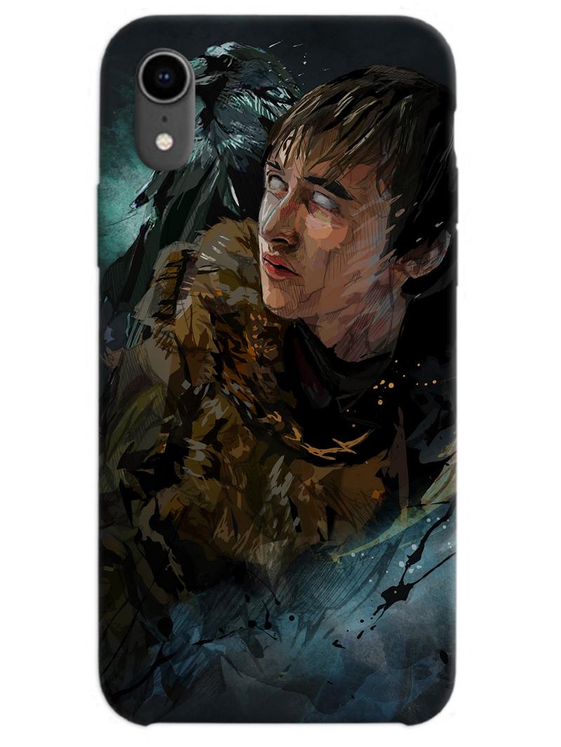 Bran The Broken iPhone XR Case