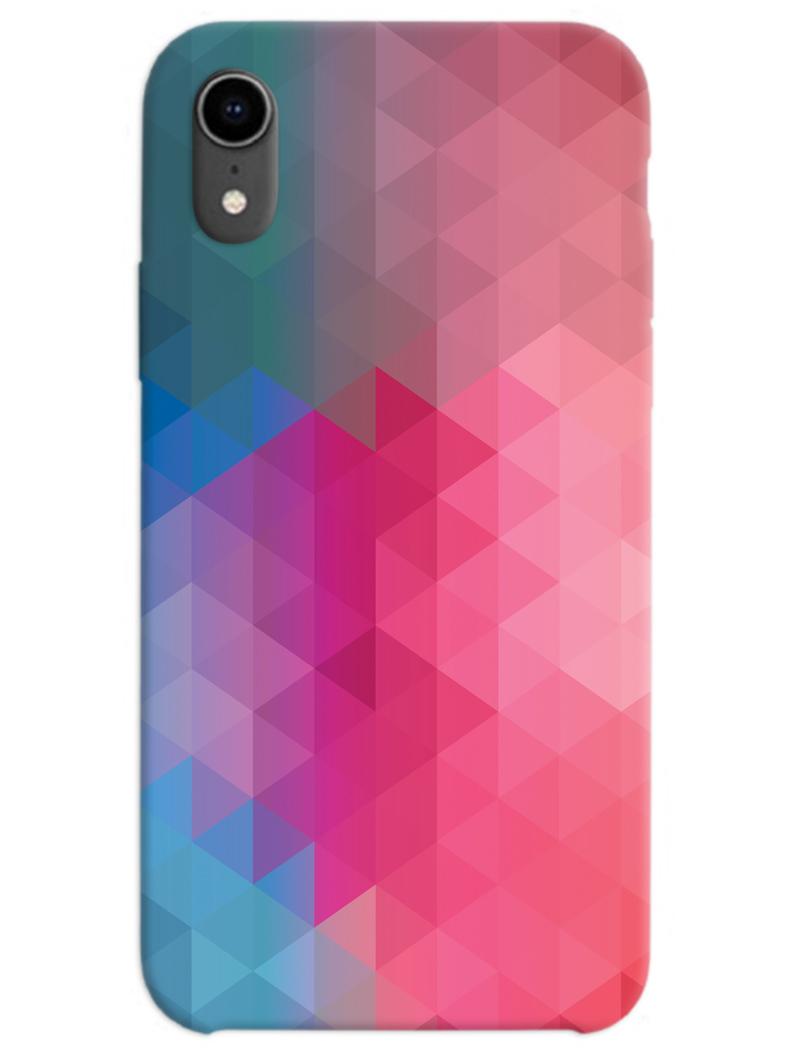 Blurry iPhone XR Case