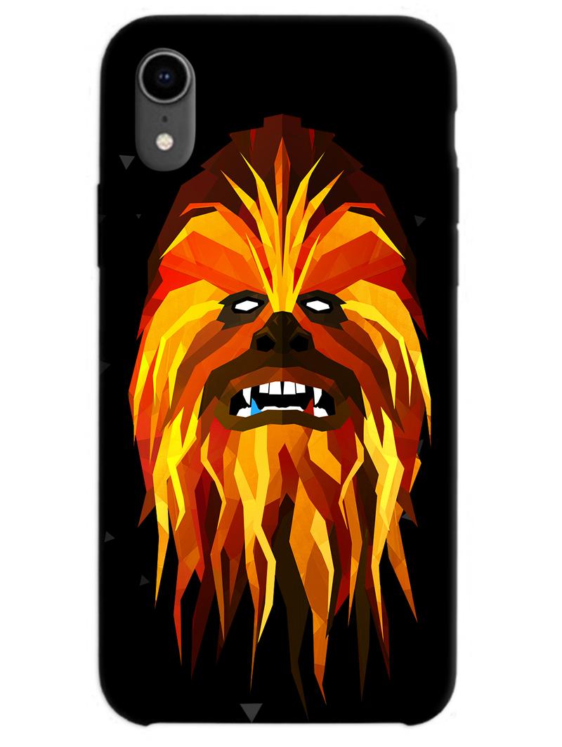 Chewbacca Starwars iPhone XR Case