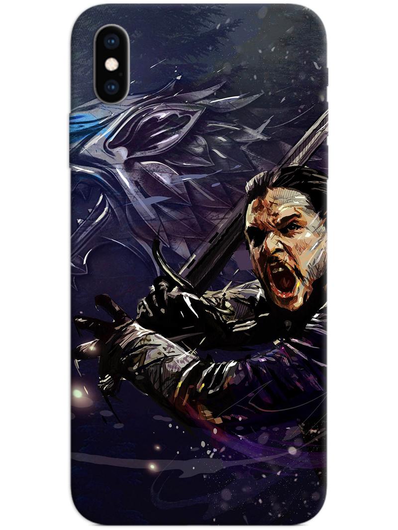 Aegon Targaryen GOT iPhone XS Max Case