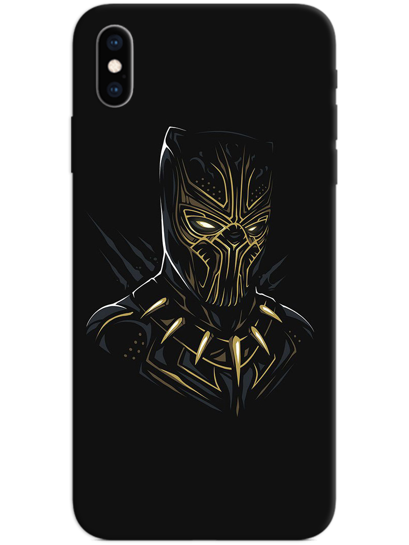 Black Panther 3 iPhone XS Max Case