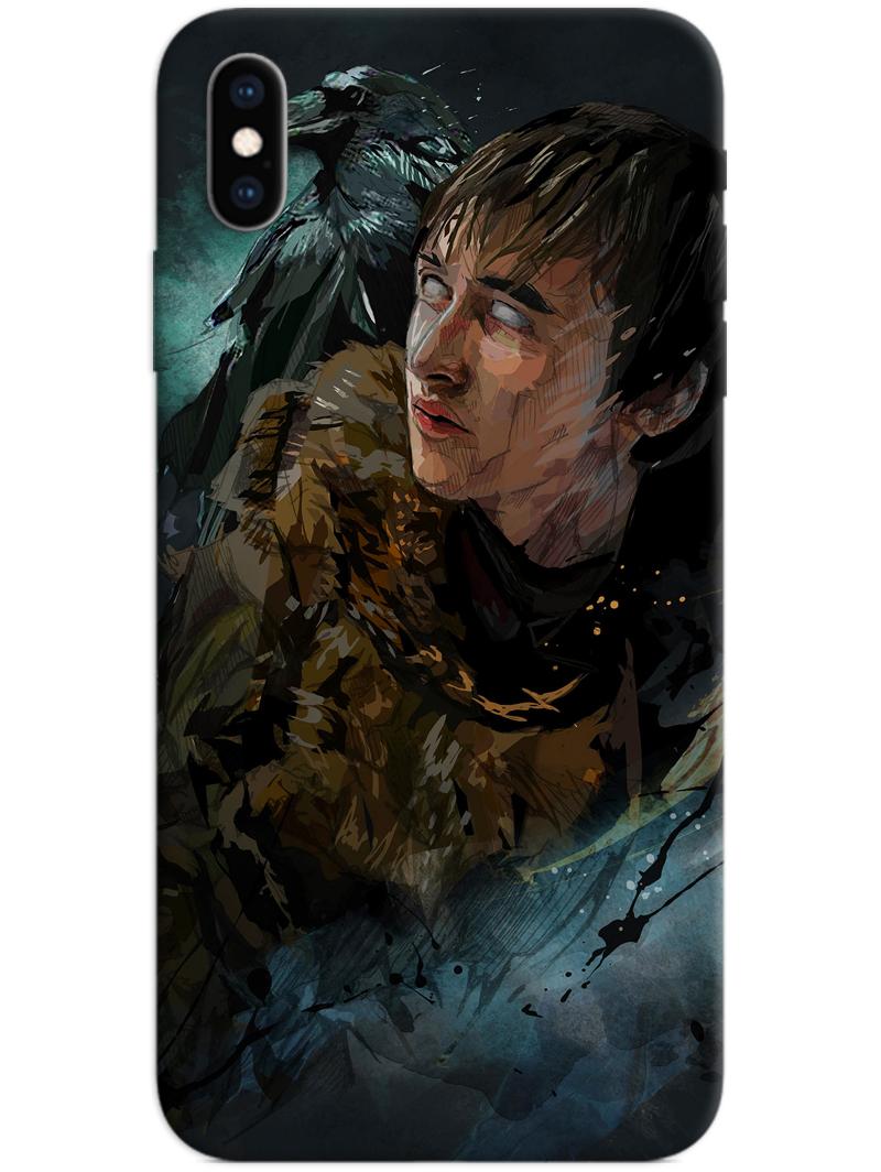 Bran The Broken iPhone XS Max Case