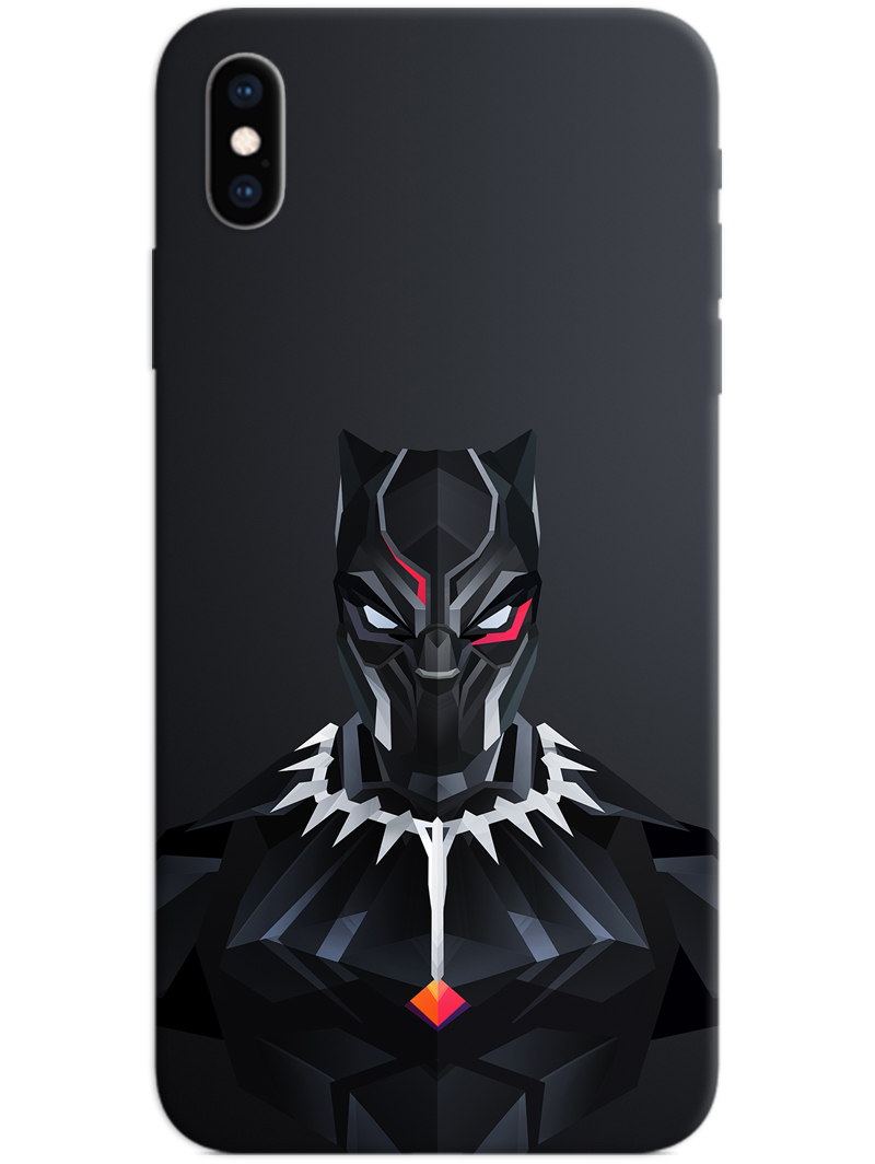 Black Panther iPhone XS Max Case
