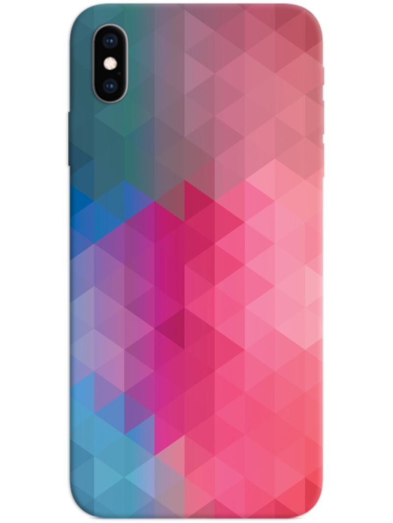 Blurry iPhone XS Max Case