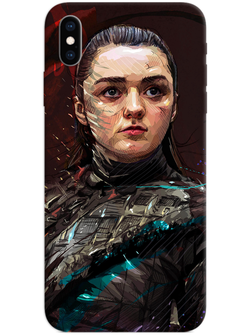 Arya Stark iPhone X / XS Case