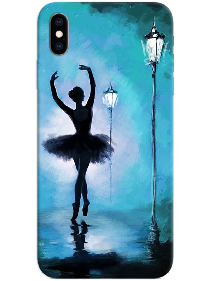 Dancing Girl iPhone X / XS Case