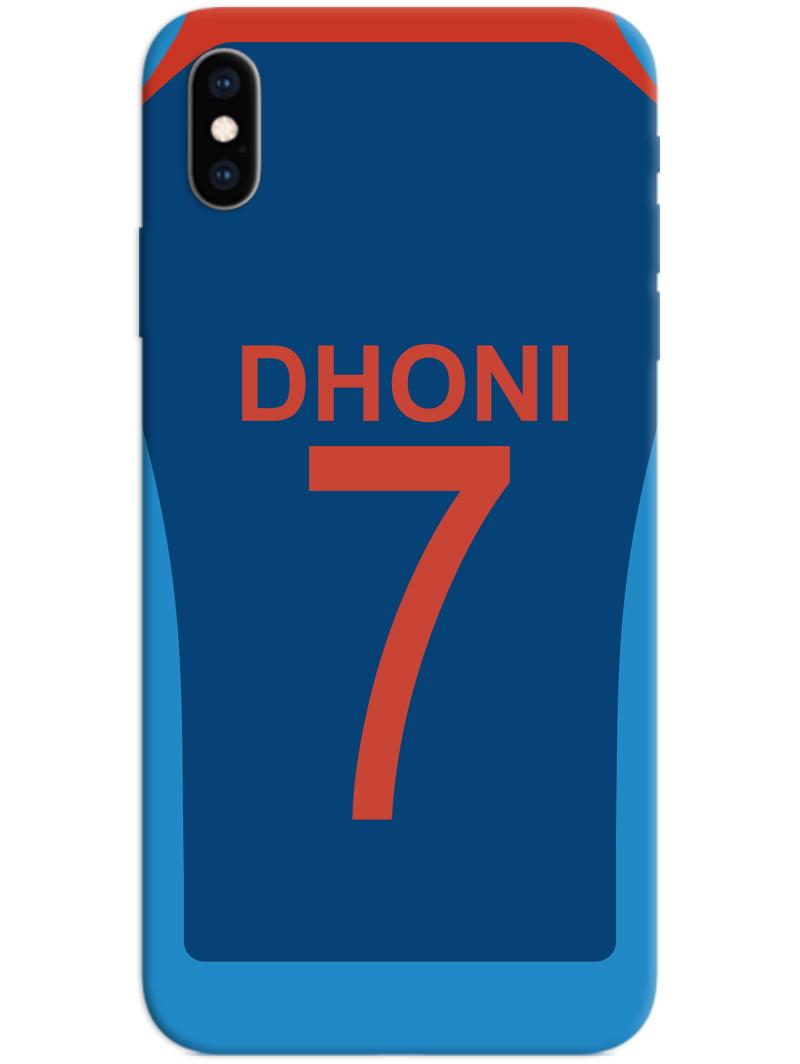 Dhoni 7 iPhone X / XS Case