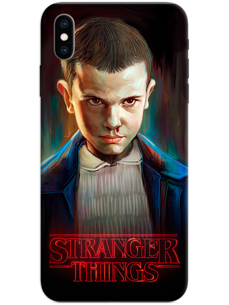 Eleven Stranger Things iPhone X / XS Case