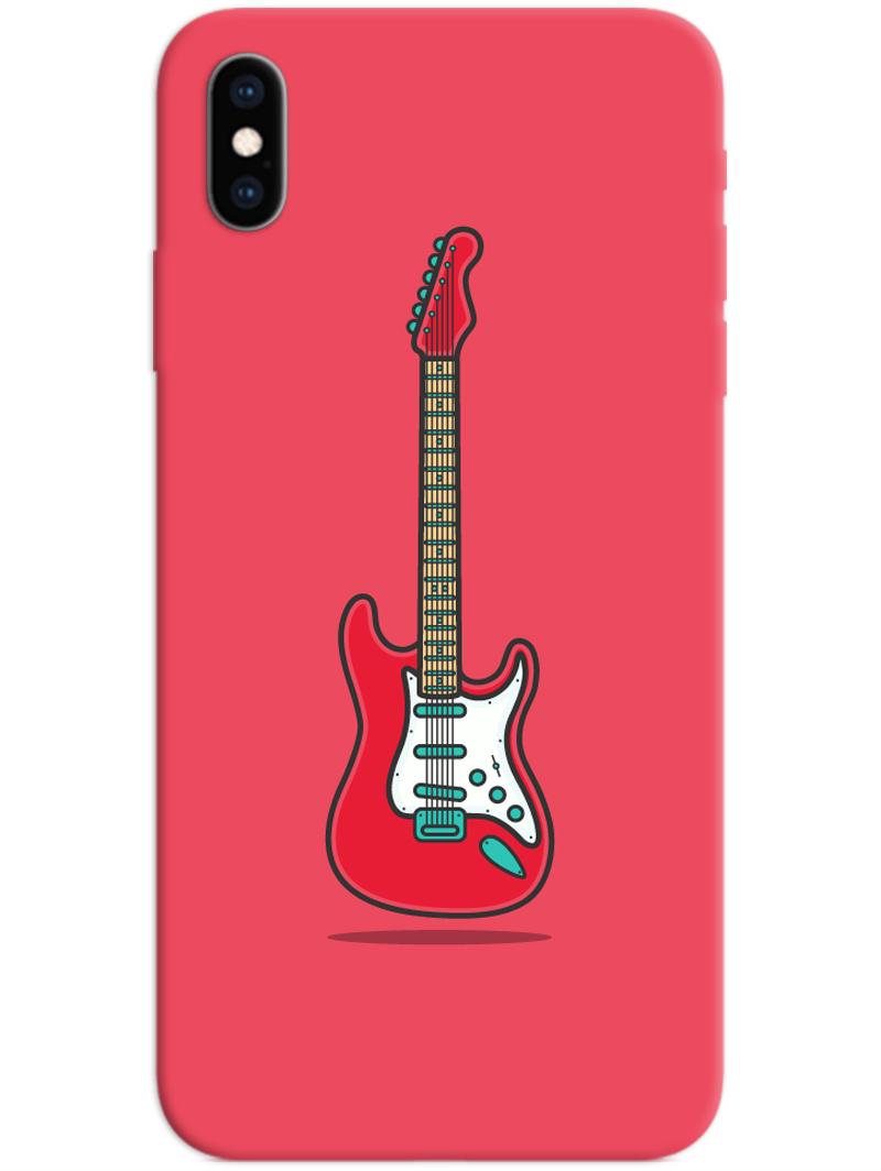 Guitarist iPhone X / XS Case