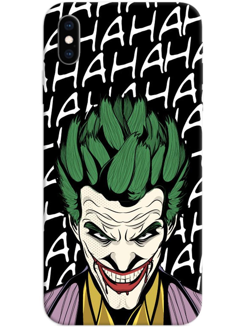 HaHaHa Joker iPhone X / XS Case