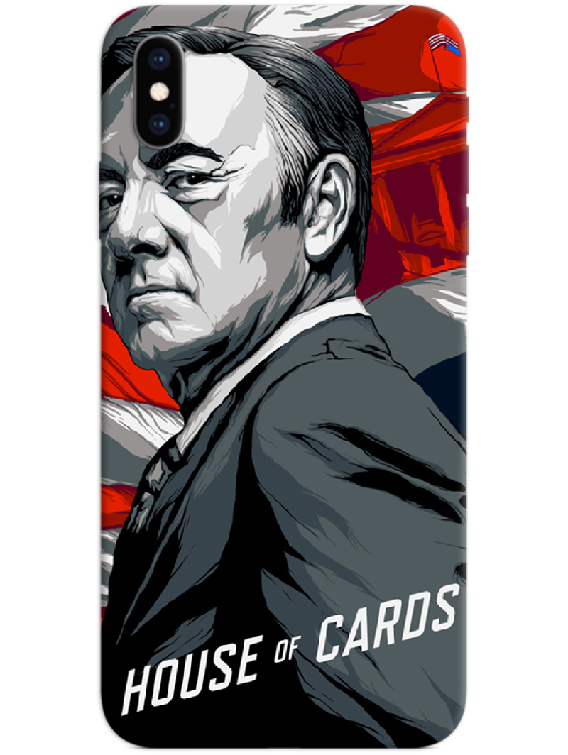 House of Cards iPhone X / XS Case