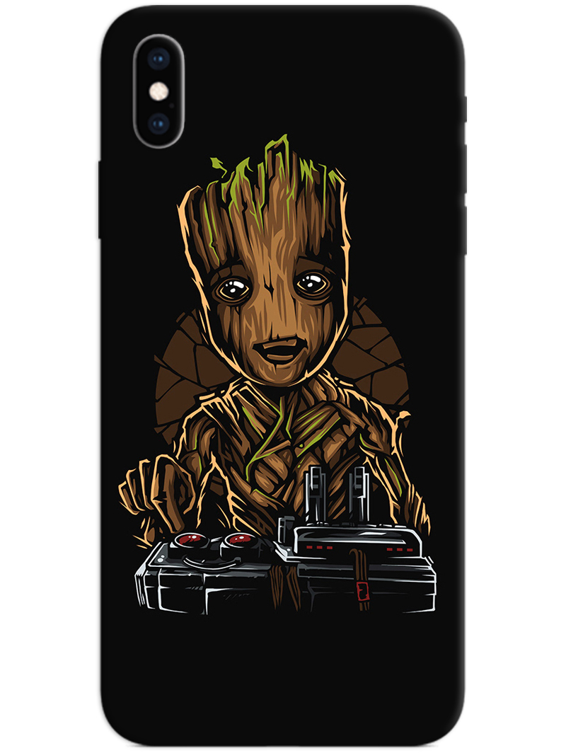 I Am Groot iPhone X / XS Case