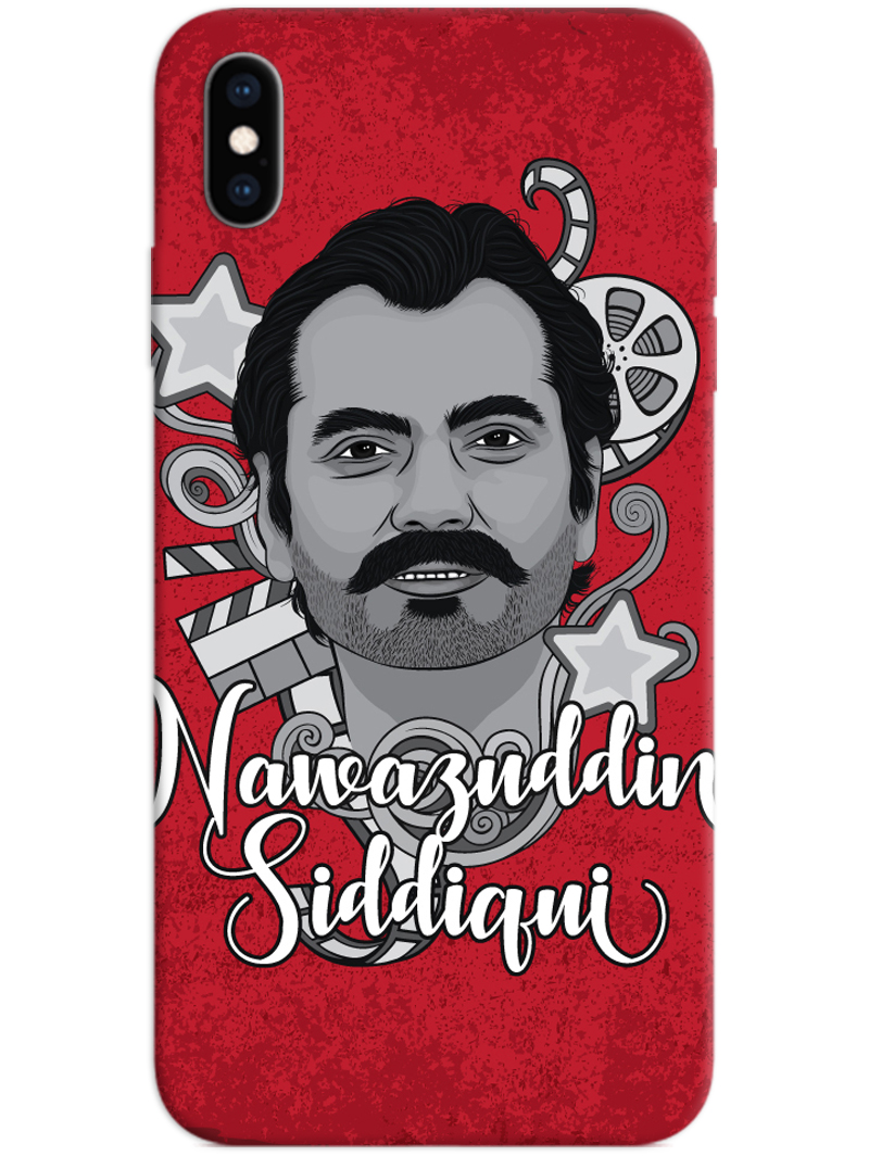 Nawazuddin Siddiqui iPhone X / XS Case