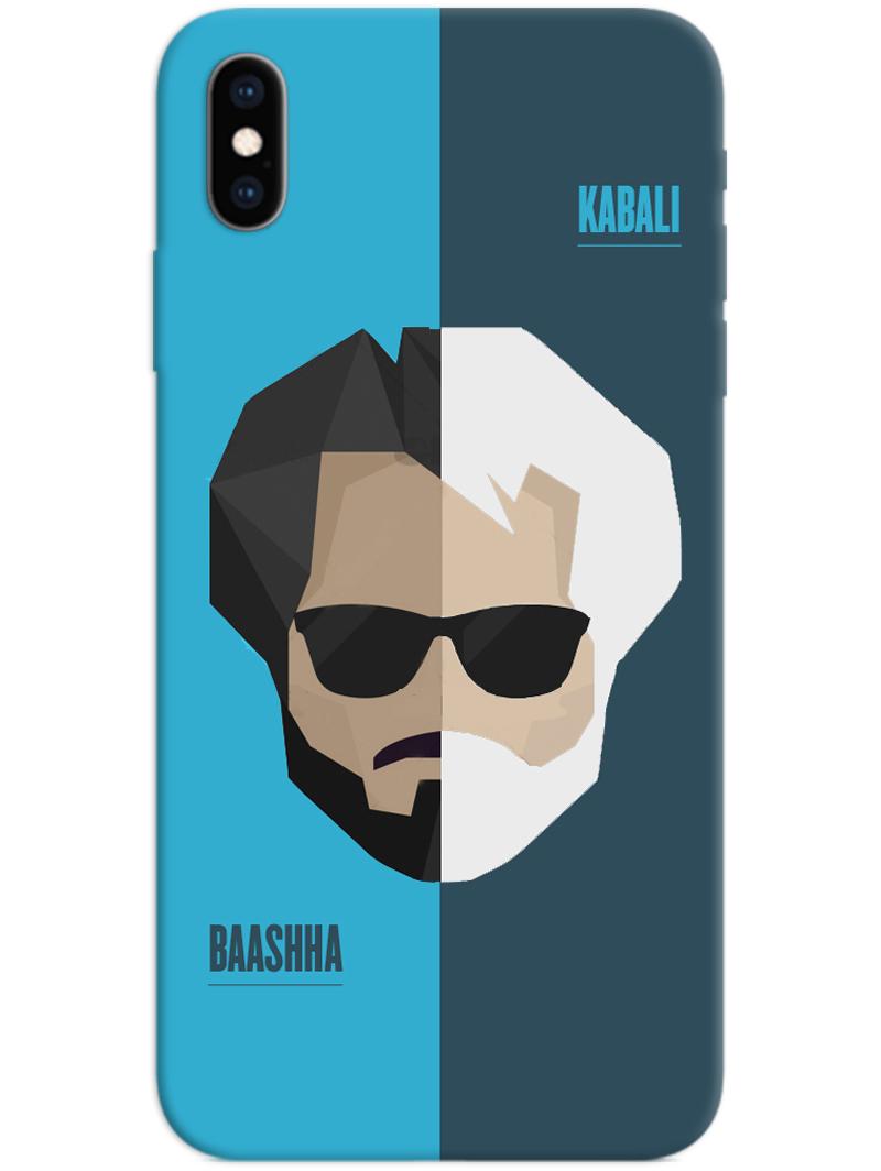 Rajinikanth Kabali Baashha iPhone X / XS Case