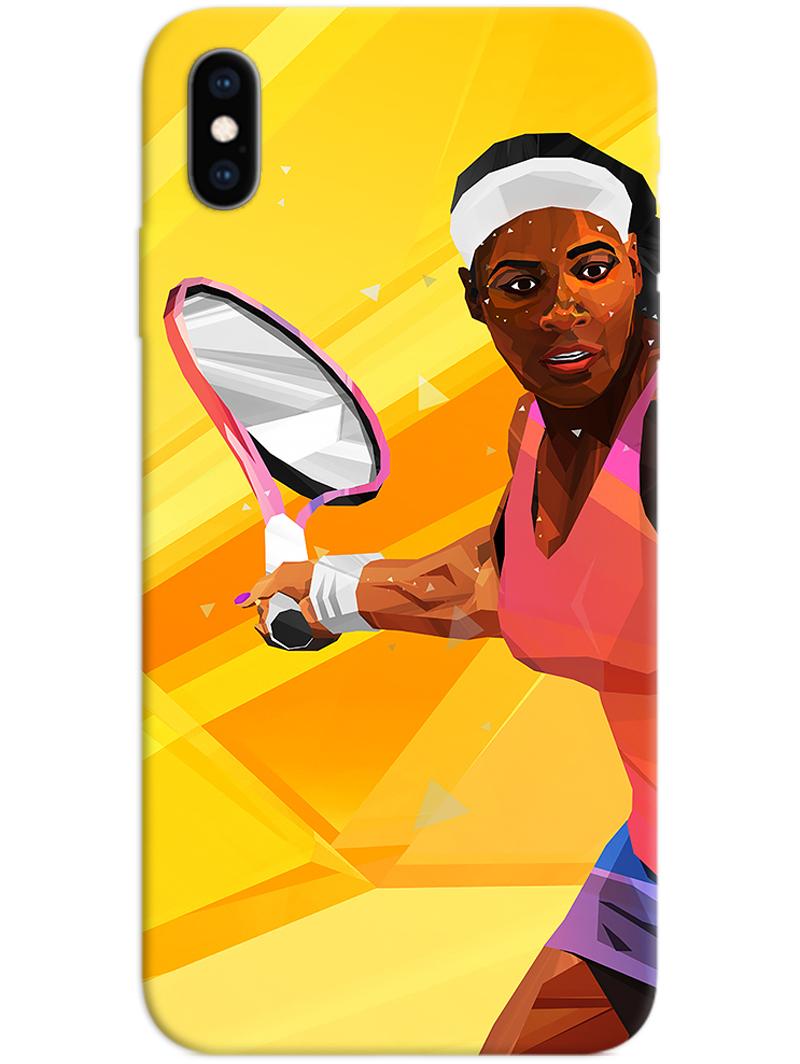 Serena Williams iPhone X / XS Case