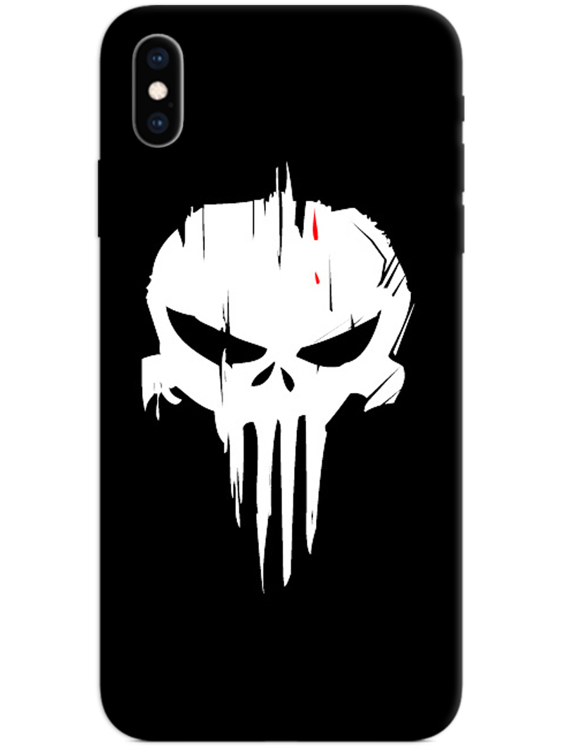 The Punisher iPhone X / XS Case