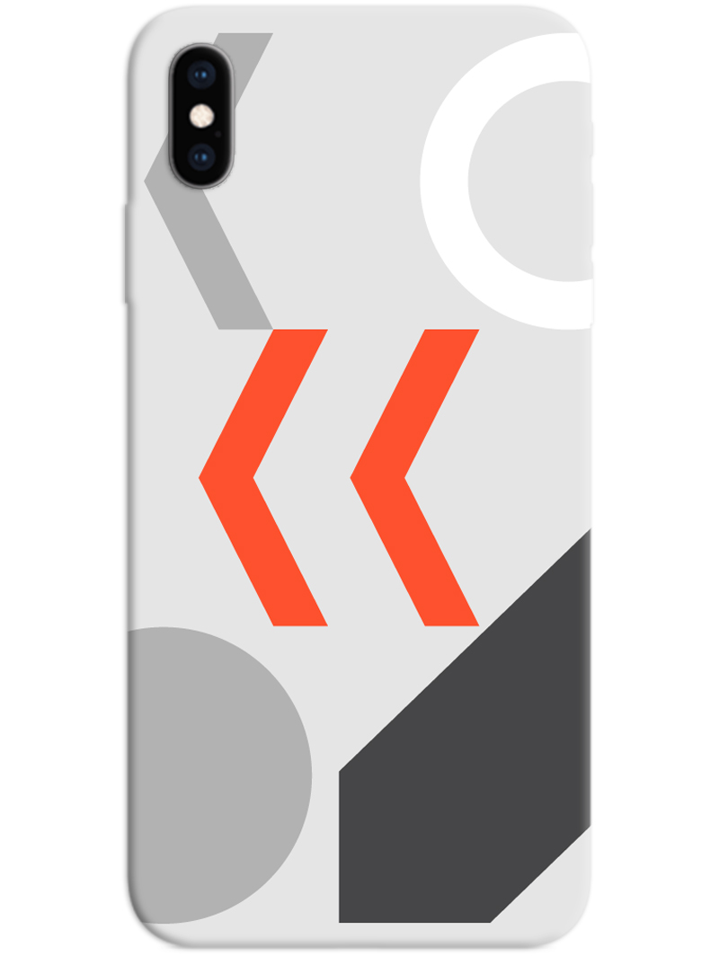 Turn Left iPhone X / XS Case
