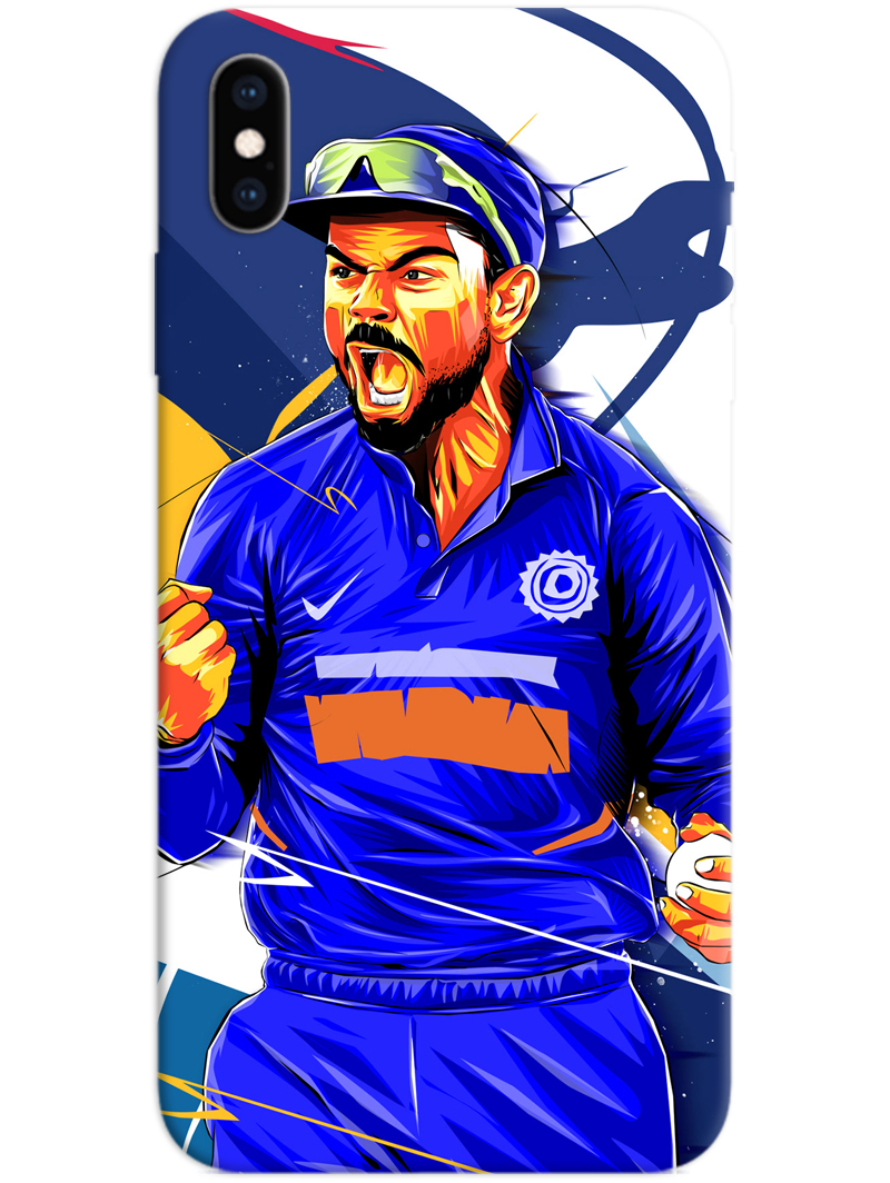 Virat Kohli iPhone X / XS Case