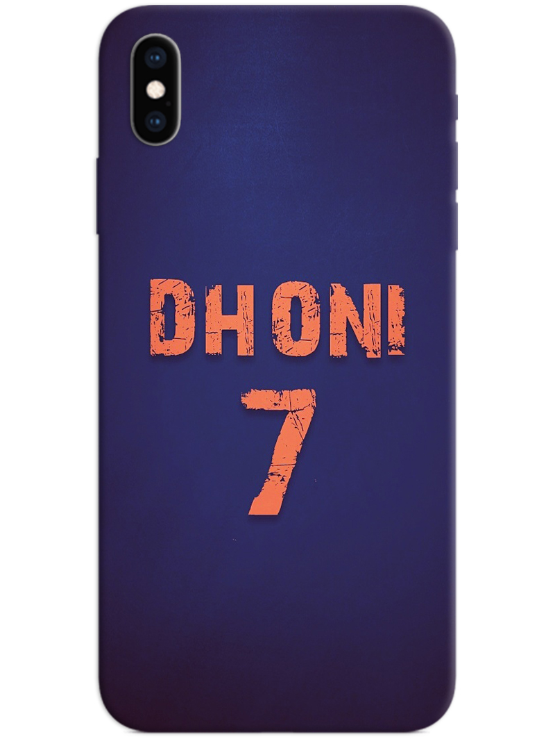 Captain Cool iPhone X / XS Case
