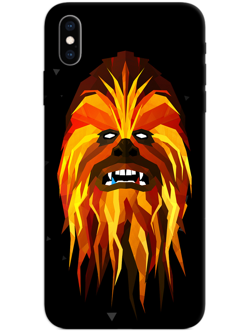 Chewbacca Starwars iPhone X / XS Case