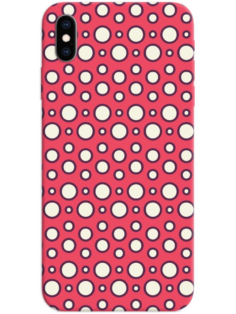 Circles iPhone X / XS Case