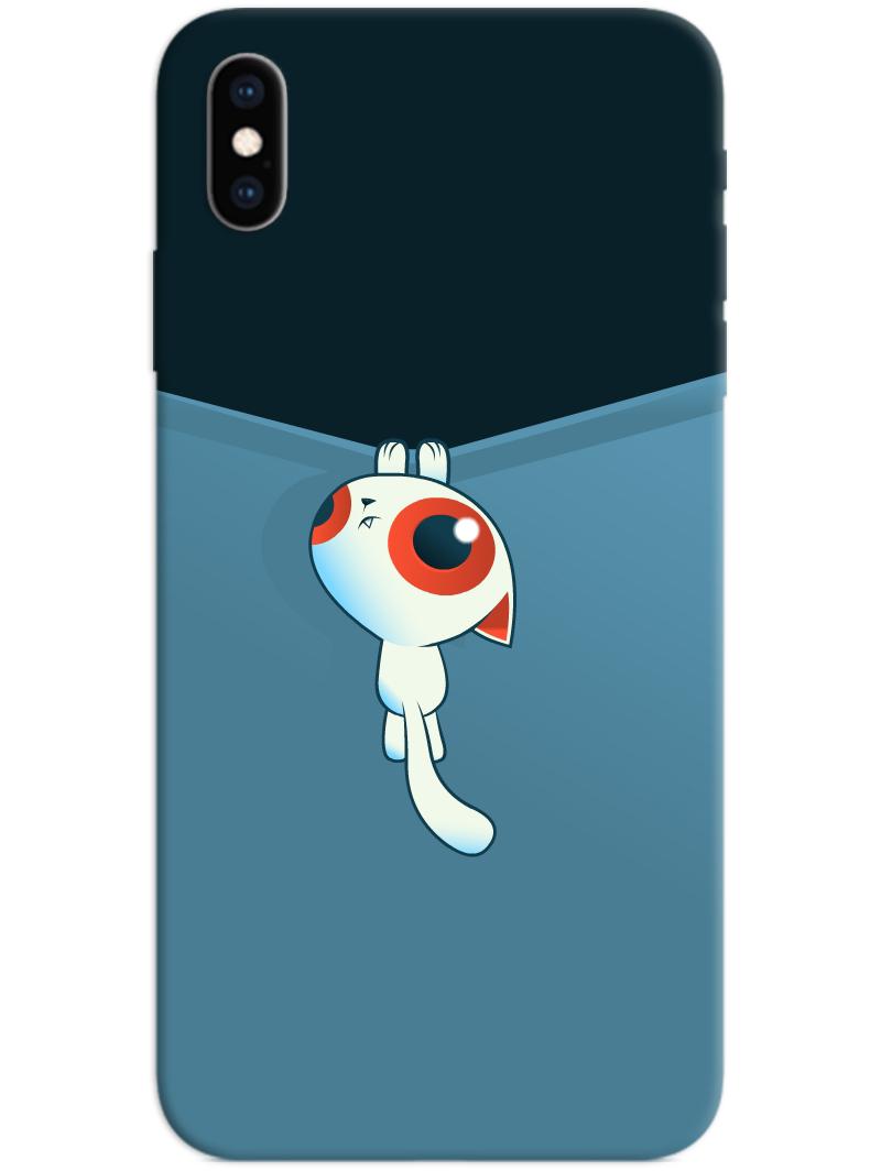 Falling Down iPhone X / XS Case