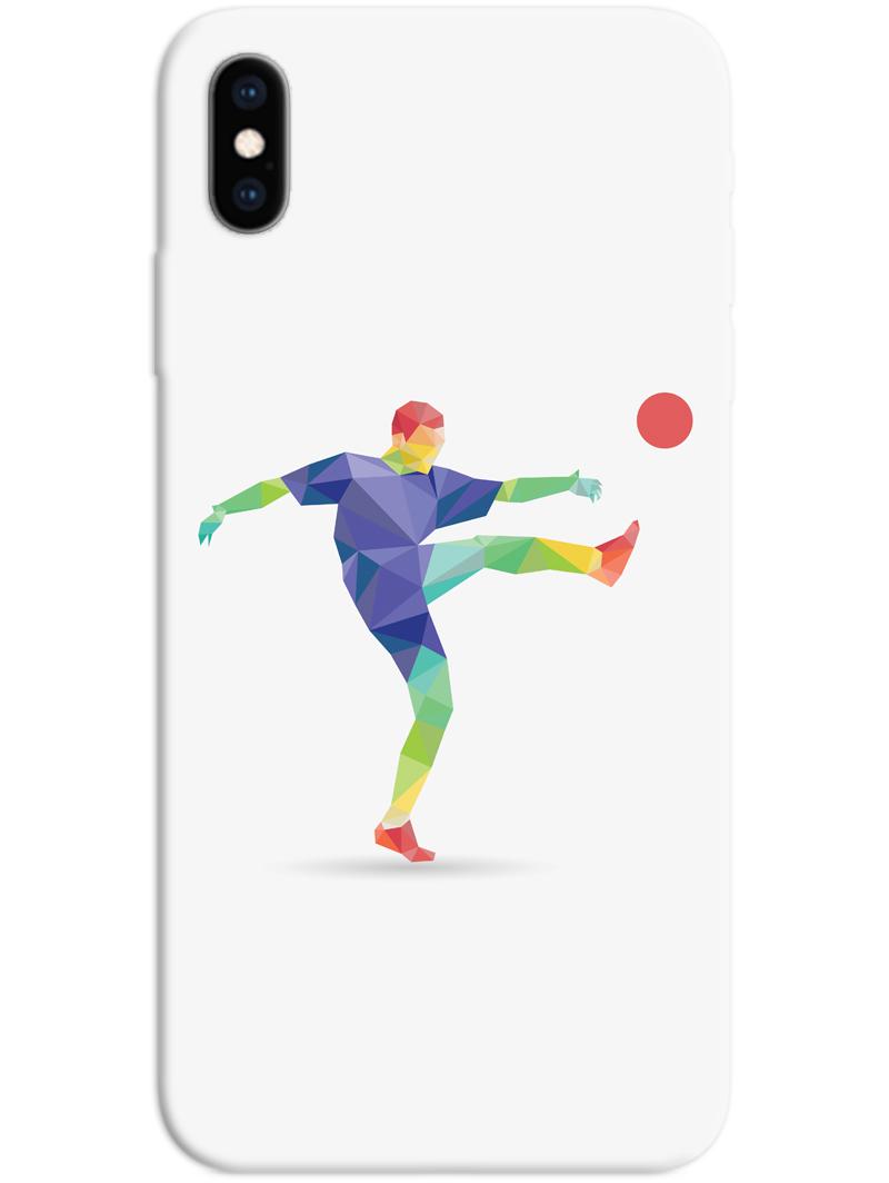 Football iPhone X / XS Case