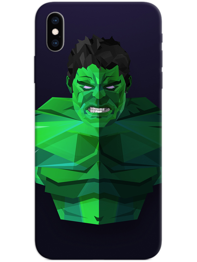 Hulk iPhone X / XS Case