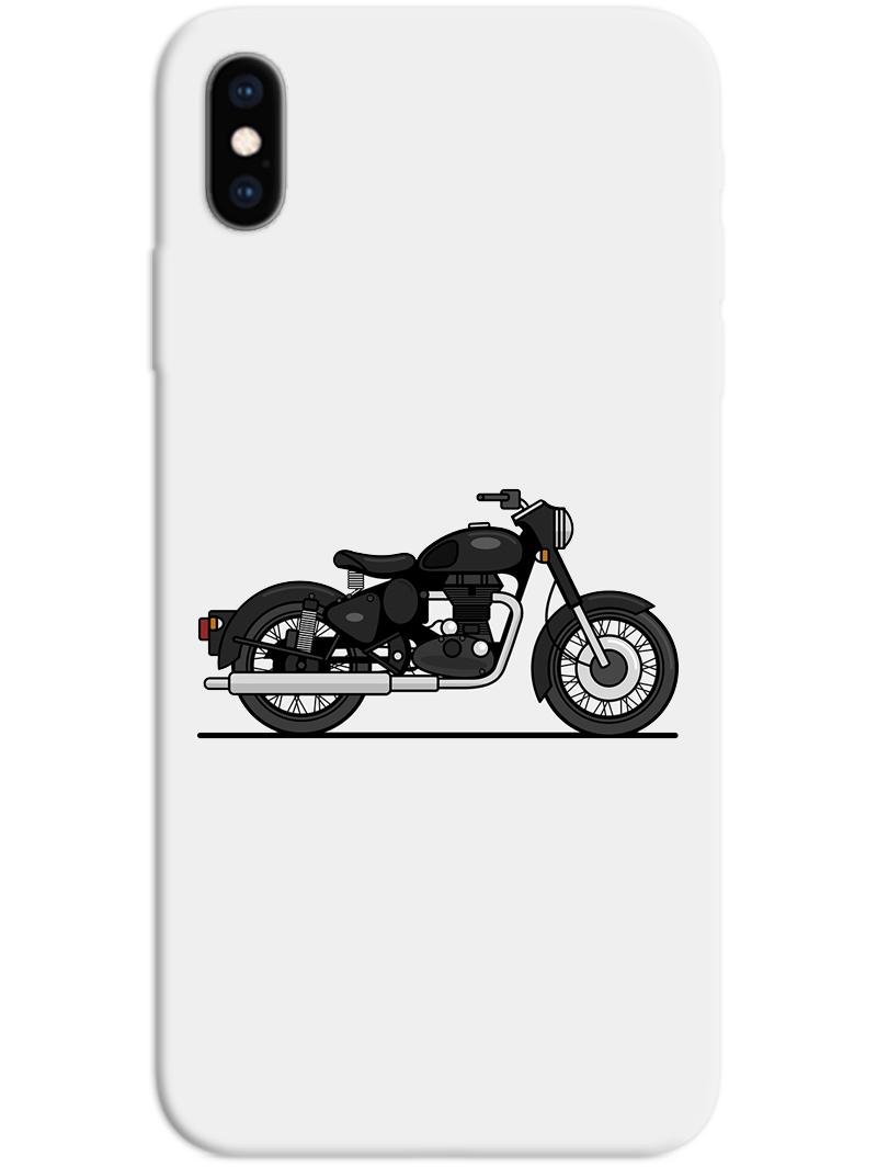 Royal Bike iPhone X / XS Case