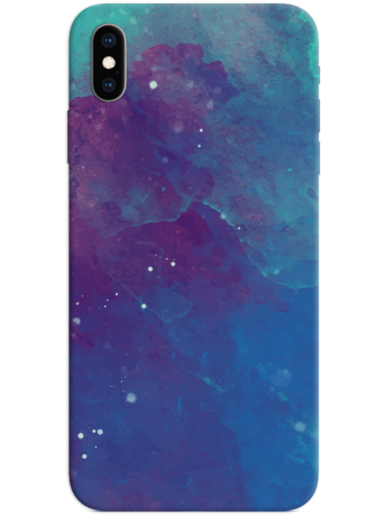 Space Painting iPhone X / XS Case
