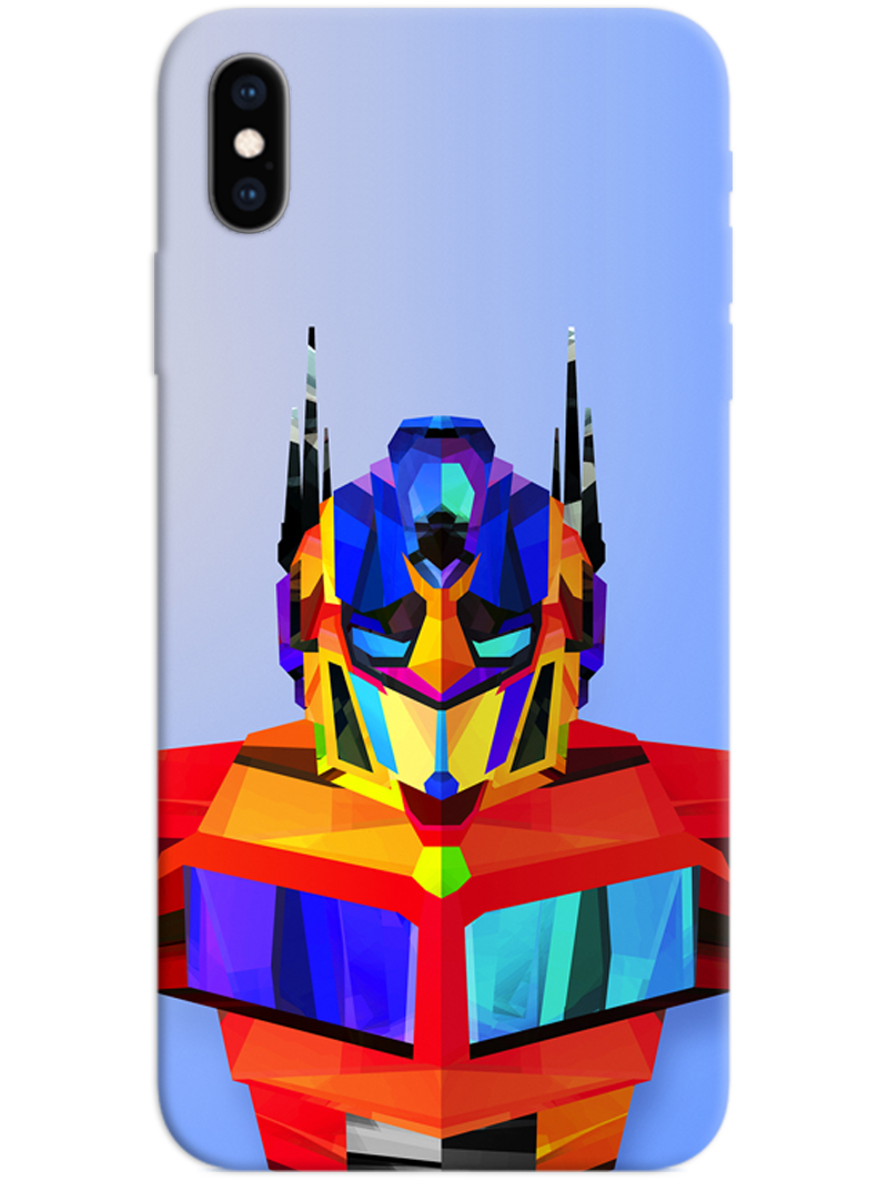 Transformers iPhone X / XS Case