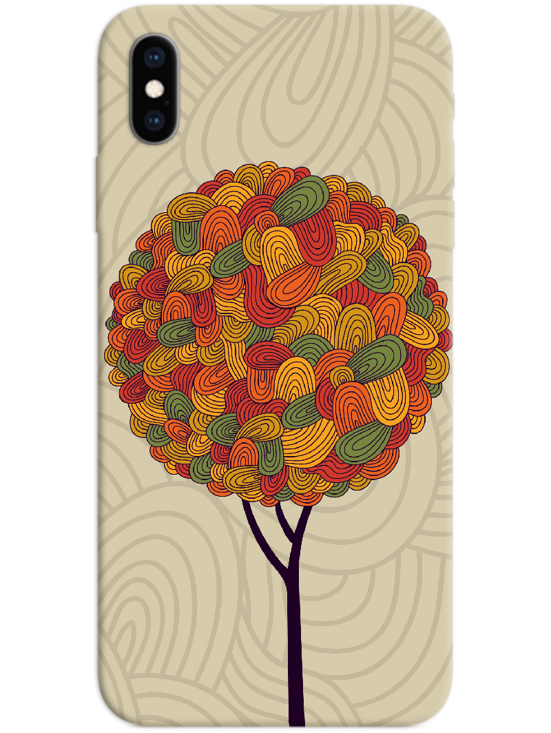 Tree of Thoughts iPhone X / XS Case
