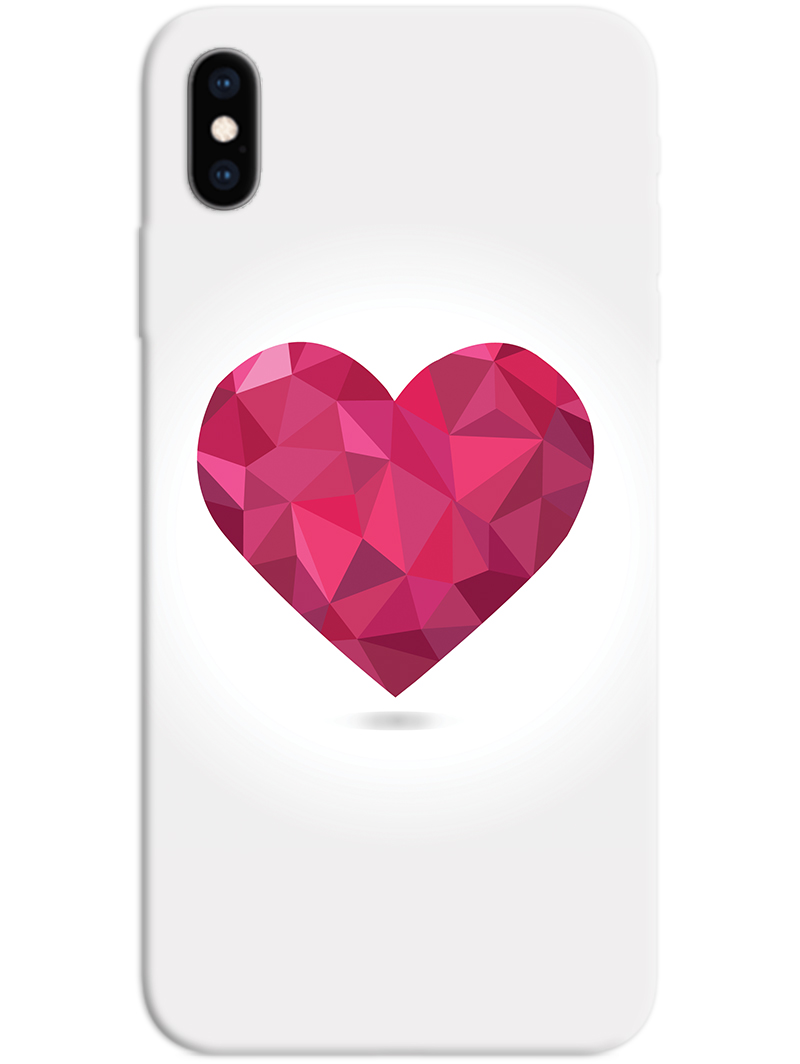 Valentine Heart iPhone X / XS Case