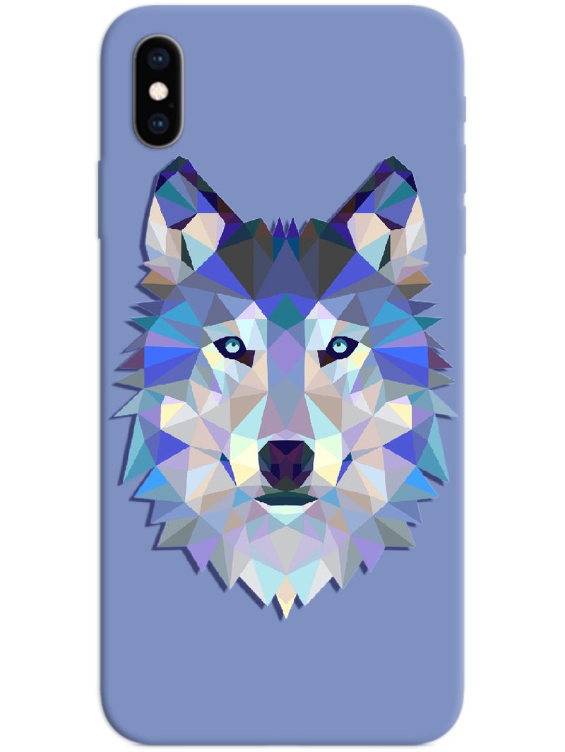 Wolf iPhone X / XS Case