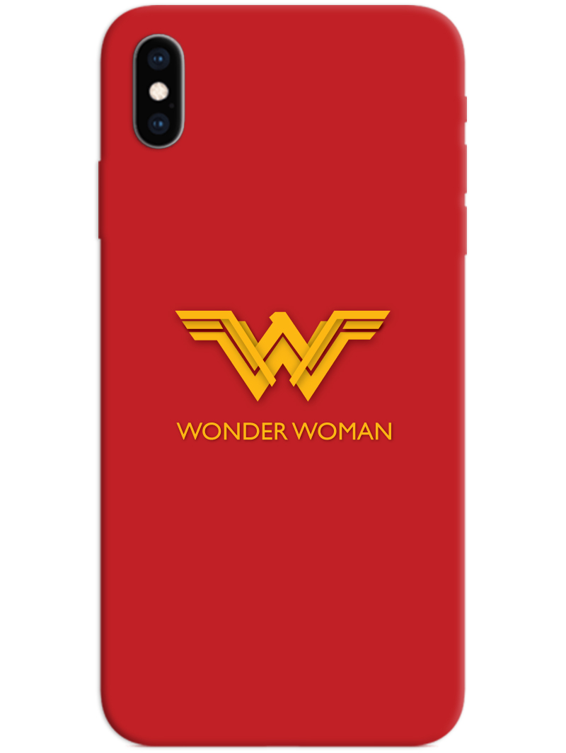 Wonder Women Logo iPhone X / XS Case