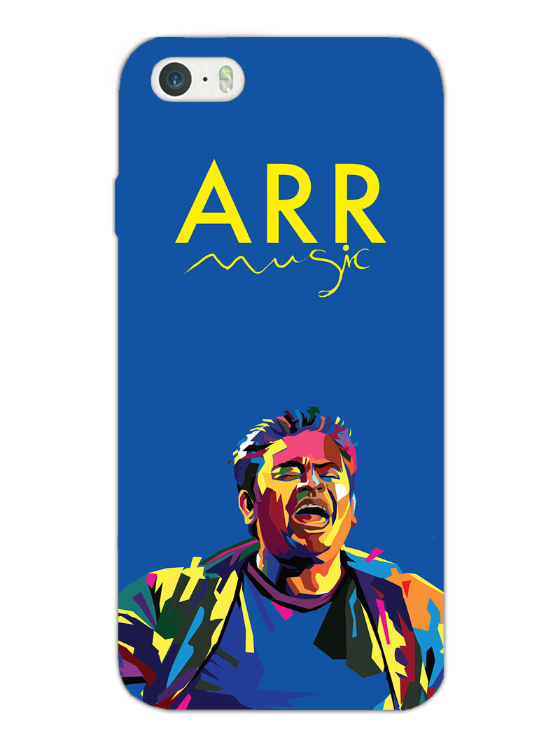 AR Rahman Apple iPhone 5/5S/SE Case